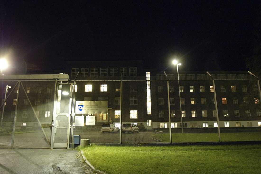 BREIVIKS NYA HEM Här sitter Anders Behring Breivik – på fängelset Ila fängsel. Han kommer att tillbringa den största delen av sin tid i en sju kvadratmeter stor cell.