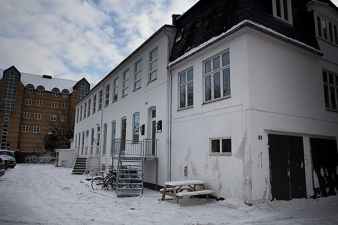 Kontoret i Köpenhamn.