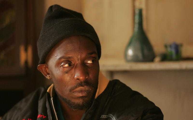 "Michael K Williams i ""The wire"" …"
