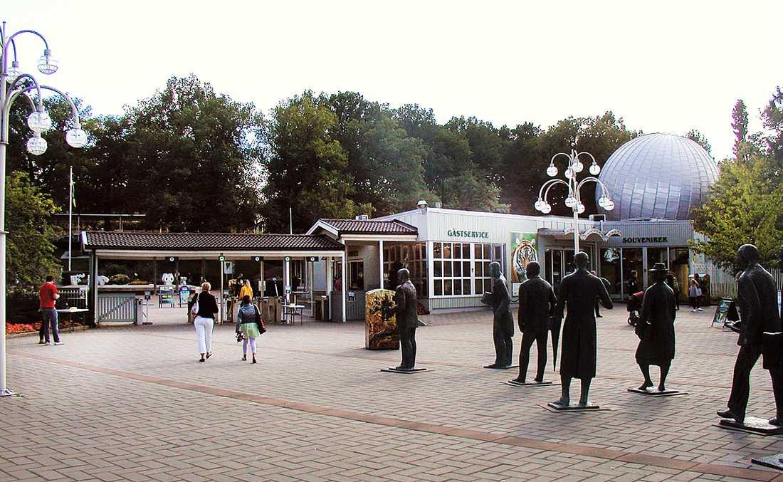 Parken Zoo i Eskilstuna.