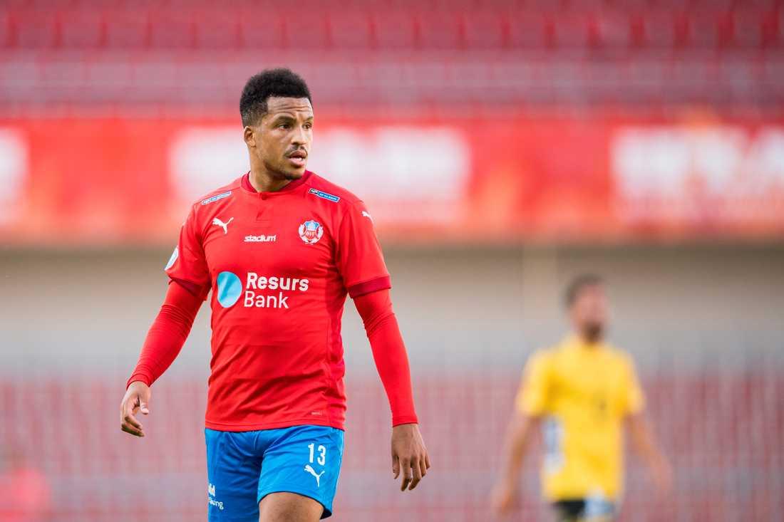 Martin Olsson var bäst på planen mot Elfsborg.