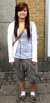 Isabella Widlund, 14 år, studerande, Kålltorp.
