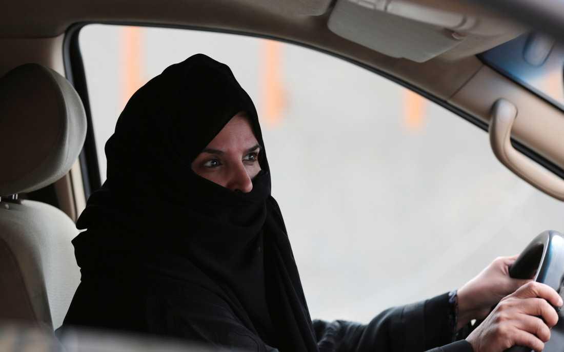 Många av de kvinnliga aktivister som i fjol greps i Saudiarabien kämpade för att kvinnlig bilkörning skulle bli lagligt i det ärkekonservativa kungadömet.