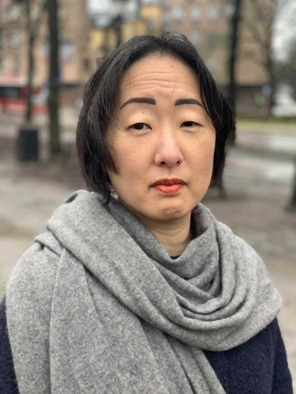 Chefsläkare Seika Lee.