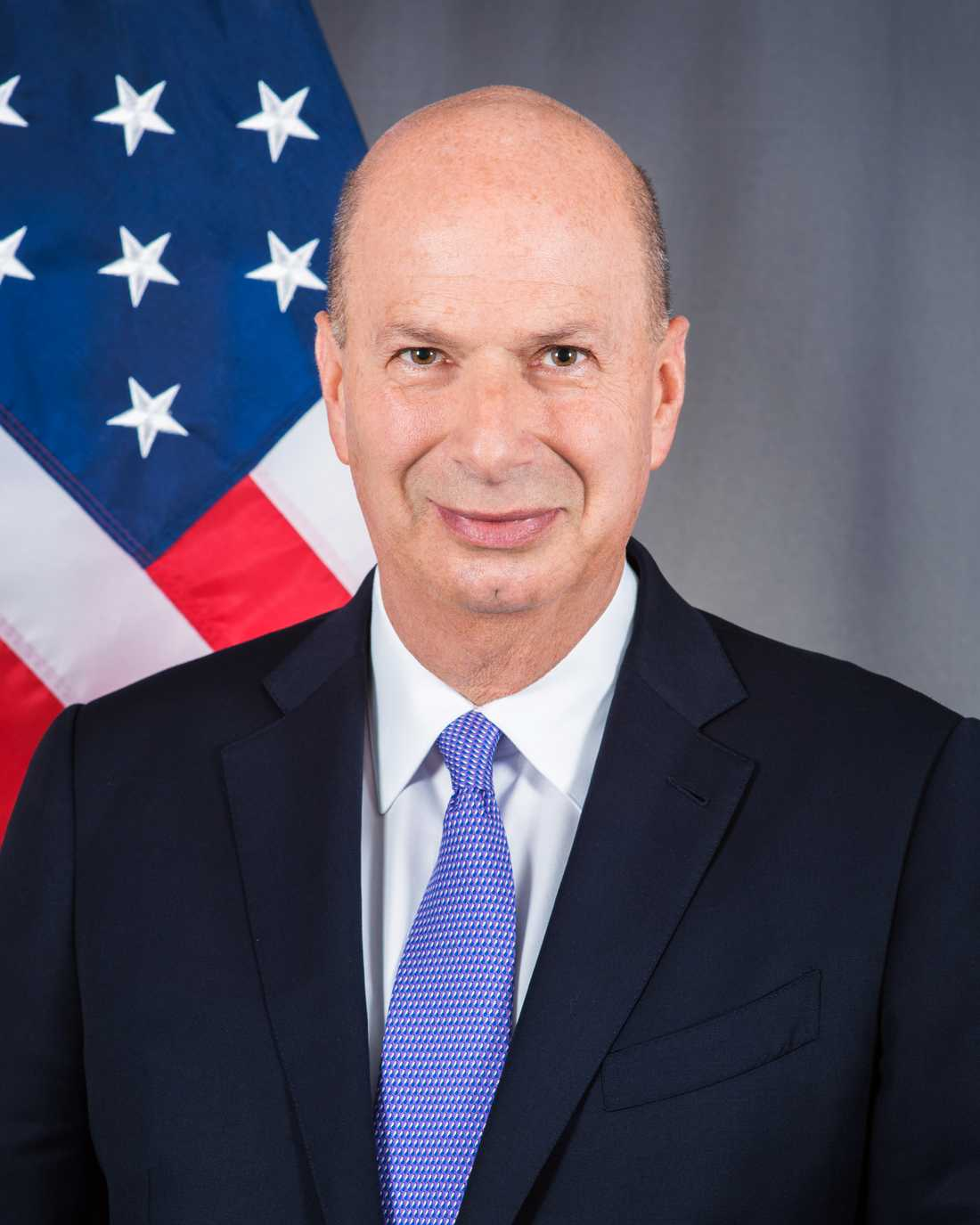 Gordon Sondland, amerikansk EU-ambassadör.