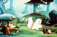 Snusmumriken, Mumintrollet och Lilla My är några av hennes mest kända figurer.