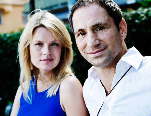 Paolo Roberto, 43, och Lena Arrelöv Roberto, 39. Gifte sig 2003 och har två barn tillsammans. Trots skilsmässan tänker de fortsätta vara vänner och jobba ihop med sina företag. Dessutom kommer de att dela sin hustomt på mitten för att bo bredvid varandra.