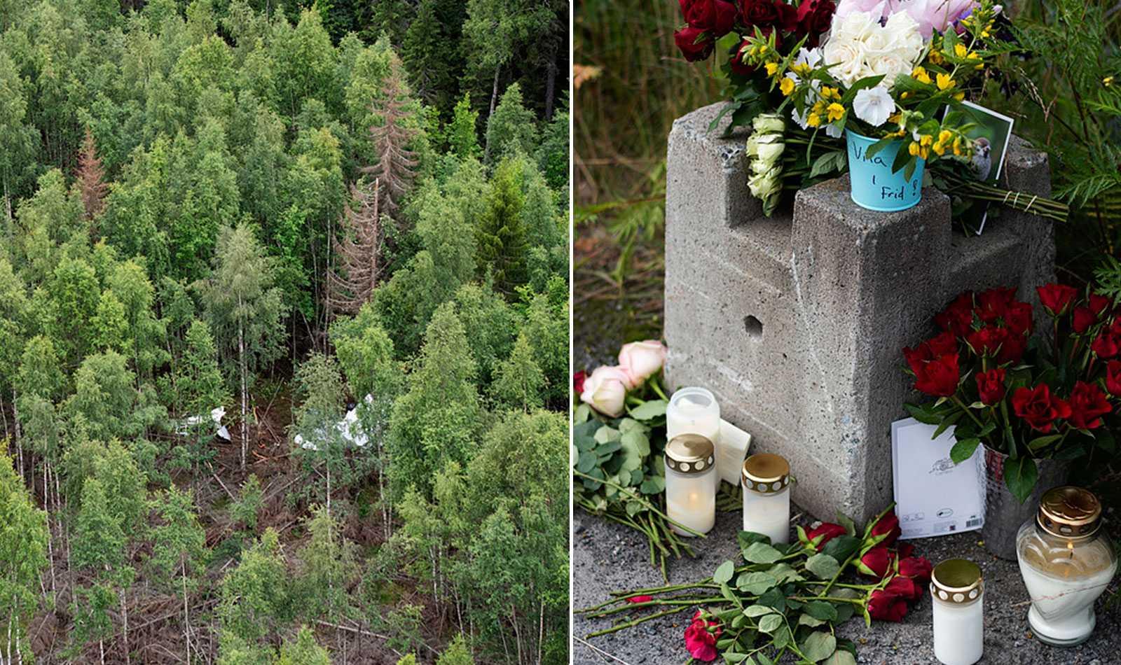 Preliminär rapport om flygolyckan i Umeå klar