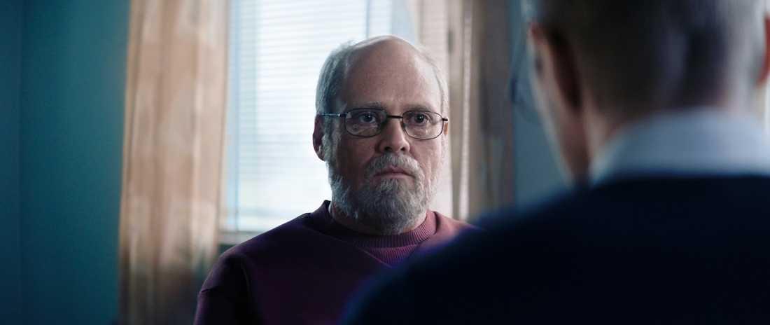 """David Dencik spelar Thomas Quick i filmen """"Quick"""" som hade biopremiär i fredags."""