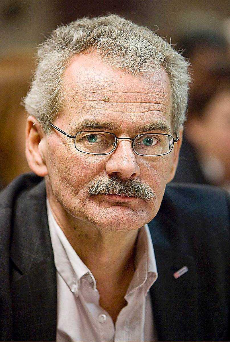Anders Ferbe, 58 Ordförande IF Metall, tidigare vice ordförande bredvid Löfven.