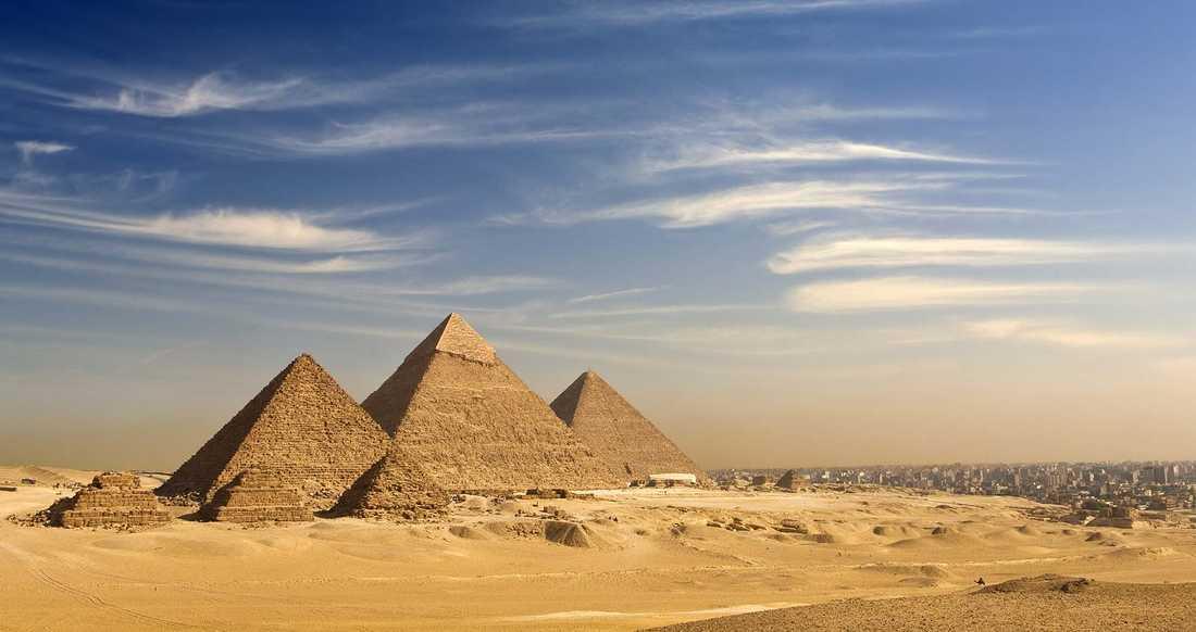 Egypten är inte längre med på listan över populära resmål under sportlovet på grund av det osäkra läget.