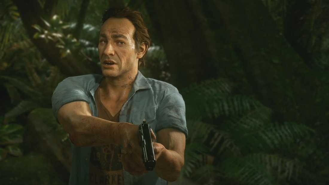 """""""Uncharted 4""""."""