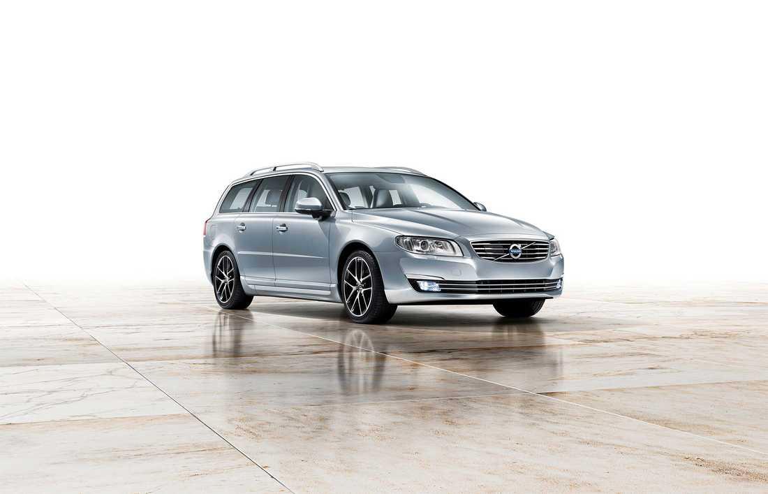 Volvo V70 är populäraste bilvalet när det gäller nyregistreringar både under oktober månad och för hela 2015.