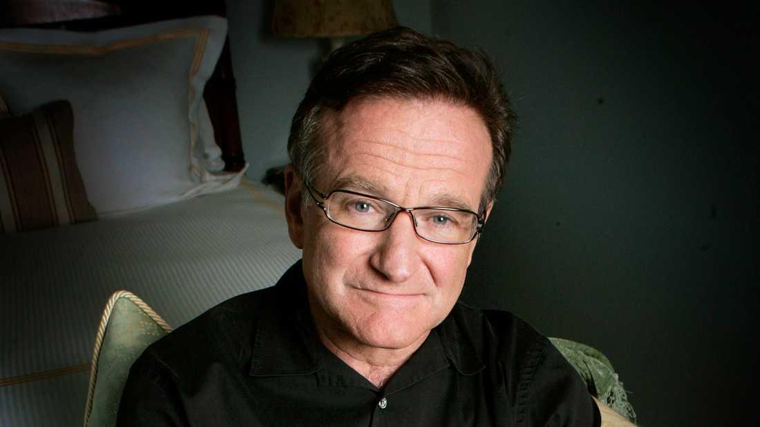 Robin Williams (1951–2014).
