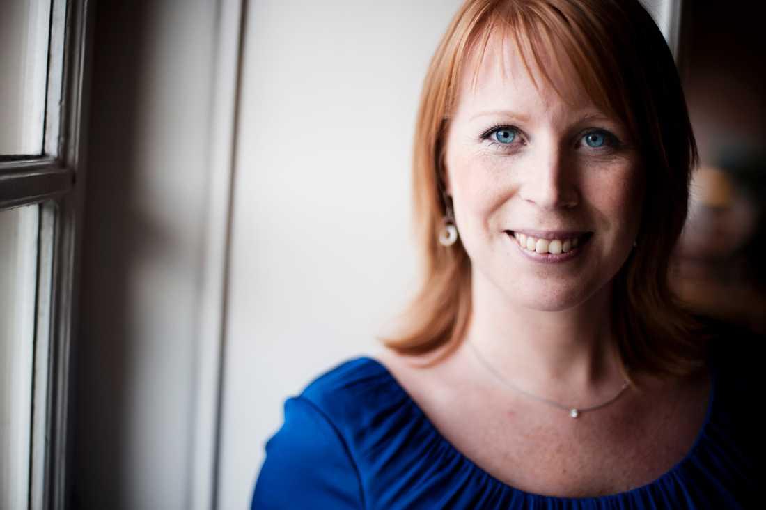 Annie Lööf har redan nått Maud Olofssons klass vad gäller förtroende bland svenska folket.