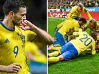 Sverige–Frankrike VM-kval - tv 111901e8c111c