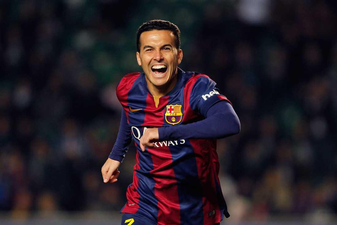 Spelaren i fokus: Pedro.