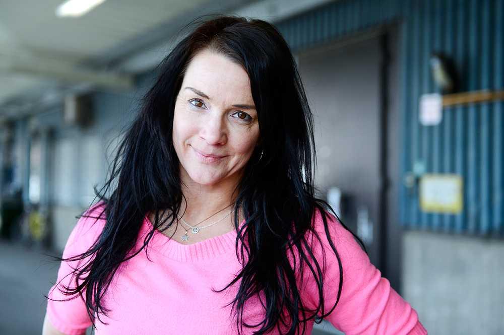 """Sofia Wistam, 47 år, programledare, Stockholm """"Njut. Den första månaden är magisk."""""""
