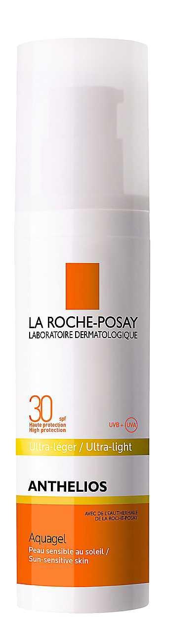 """Anthelios aquagel spf 30/PPD 17"", La Roche-Posay, 175 kronor."