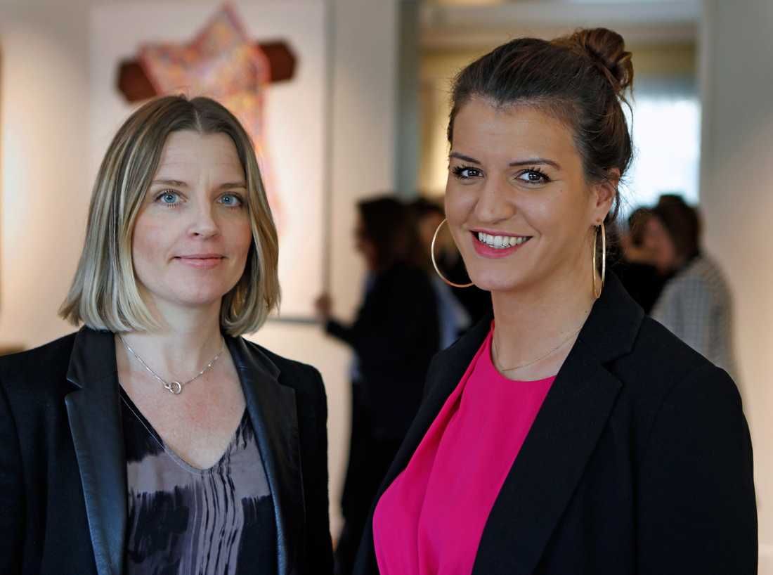 Aftonbladets Johanna Frändén träffade Frankrikes jämställdhetsminister Marlène Schiappa i Paris.