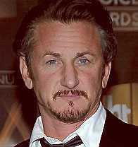 BRA Skådespelaren Sean Penn.