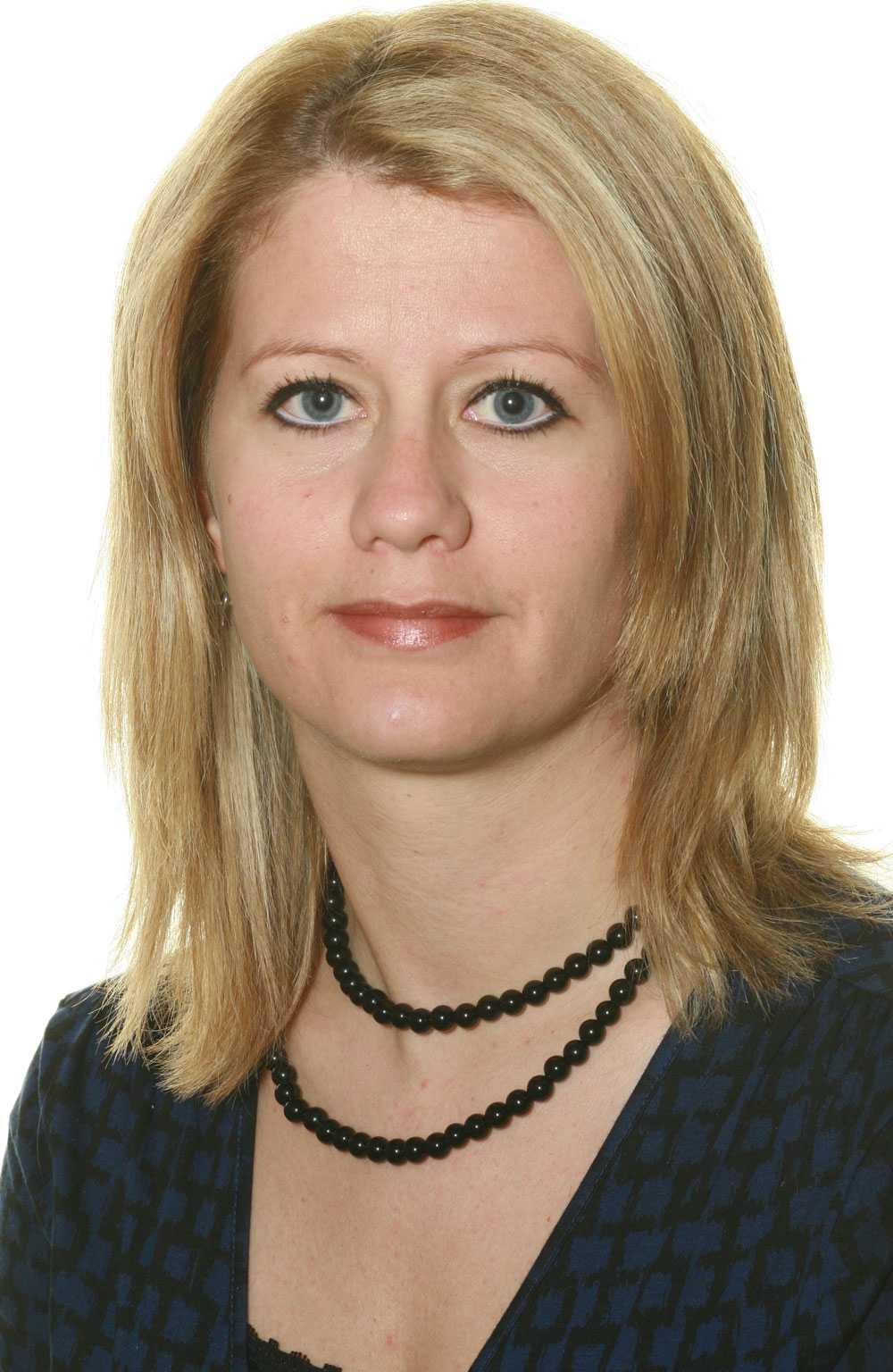 Sara Kvarnström, Säpo.
