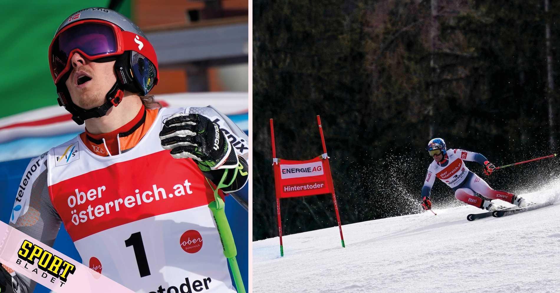 Världscupfinalen i Cortina ställs in