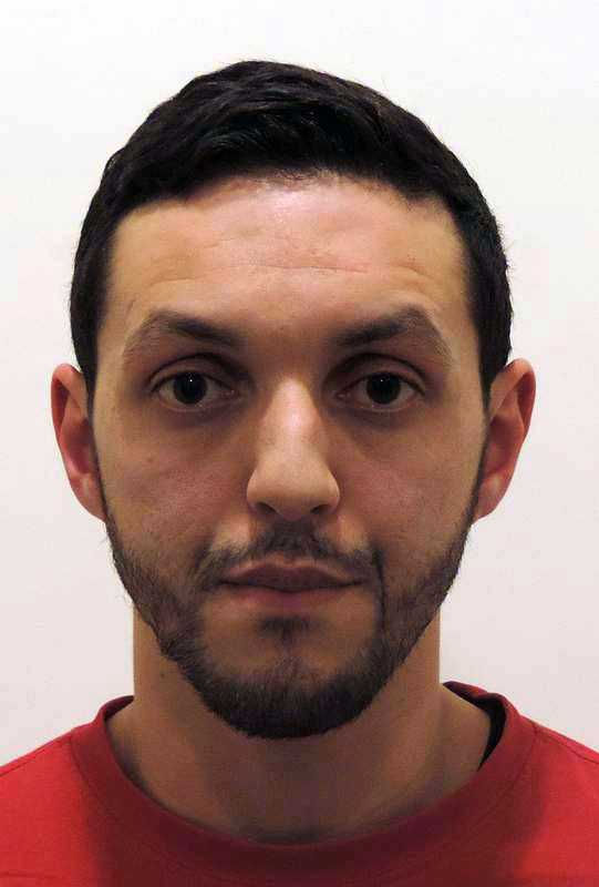 """Mohamed Abrini, 30, uppger att han är """"mannen i hatten"""" från attackerna i Bryssel."""