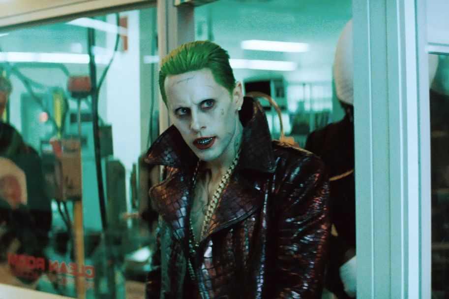 "Jared Leto i ""Suicide squad""."
