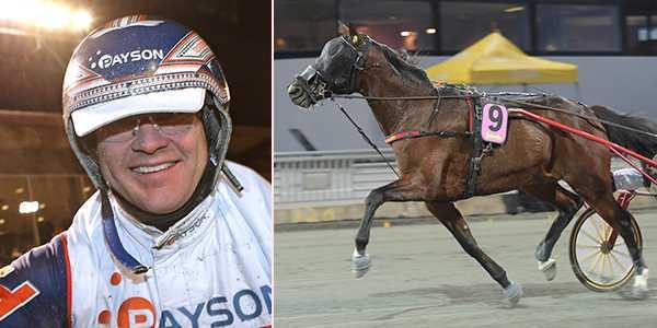 Kenneth Haugstad och Valley Brodde är en skräll i V86-4.