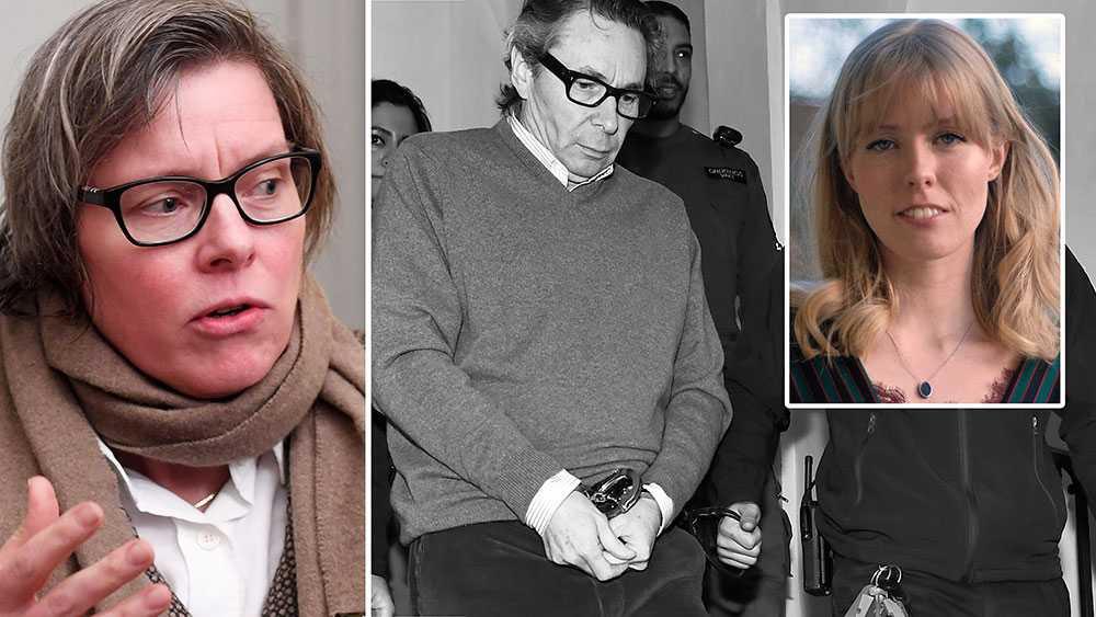 Svea hovrätt dömde Jean-Claude Arnault till fängelse för två våldtäkter. Det får Lena Andersson att gå till attack – mot rättsväsendet, skriver debattören Linnea Swedenmark.