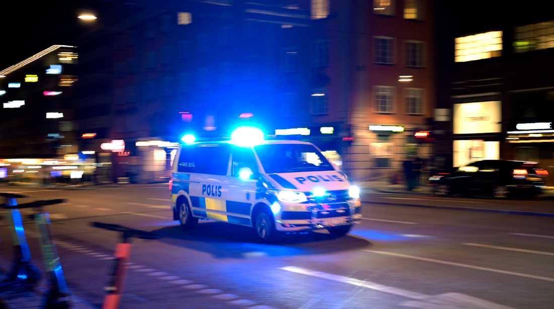 En man har knivskurits i Malmö. Arkivbild.
