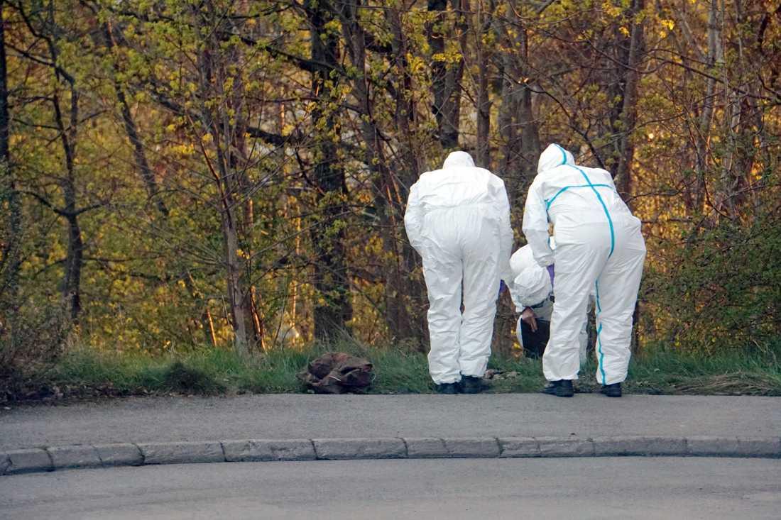 Dött spädbarn hittat på städdag, enligt uppgift   Aftonbladet