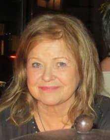Ozzys ägare Agneta Rüdeberg.