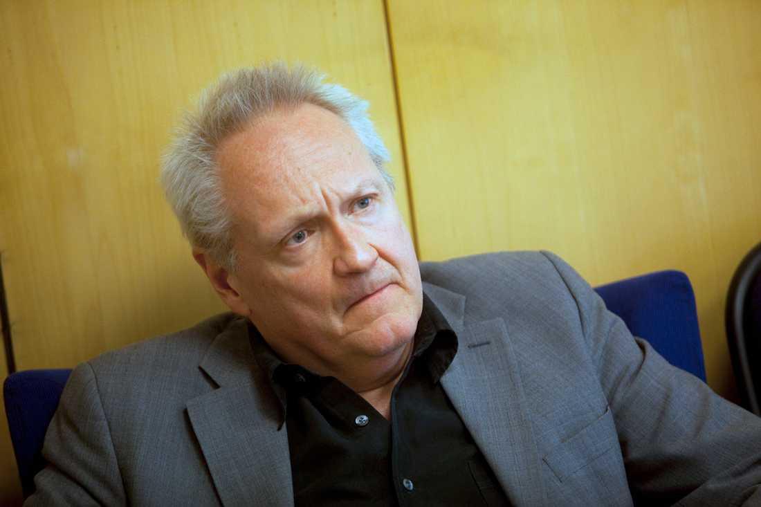 Kriminalkommissarie Johan Frisk.