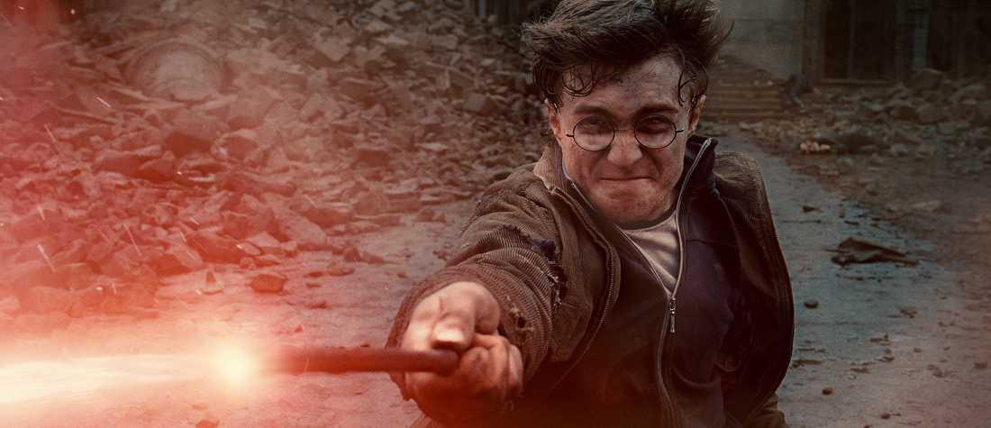 Så ser Harry Potter ut på riktigt.