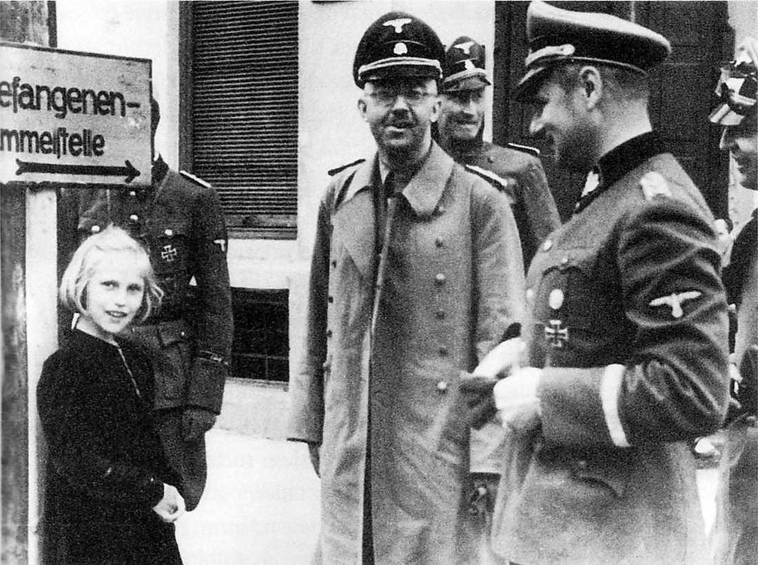 Dotter och far Himmler.