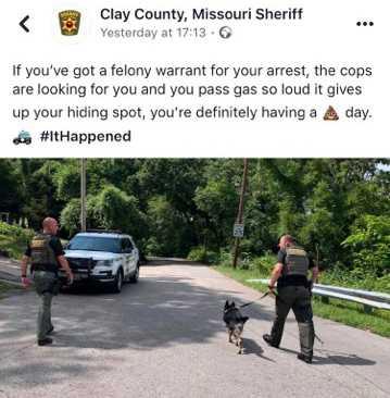 Inlägget har fått tusentals delningar och kommentarer.