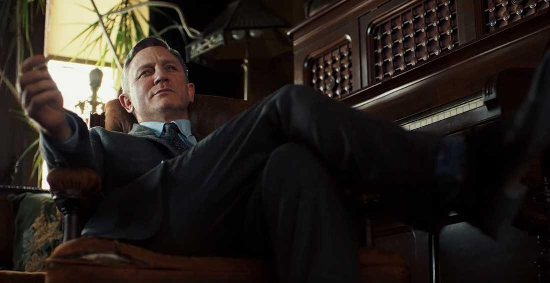 "Daniel Craig i ""Knives out""."