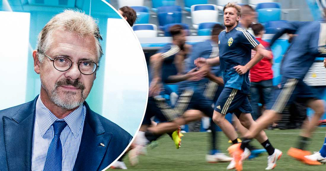 Ekonomen Klas Eklund tror att fotbolls-VM får mycket kortsiktiga effekter på Sveriges ekonomi.