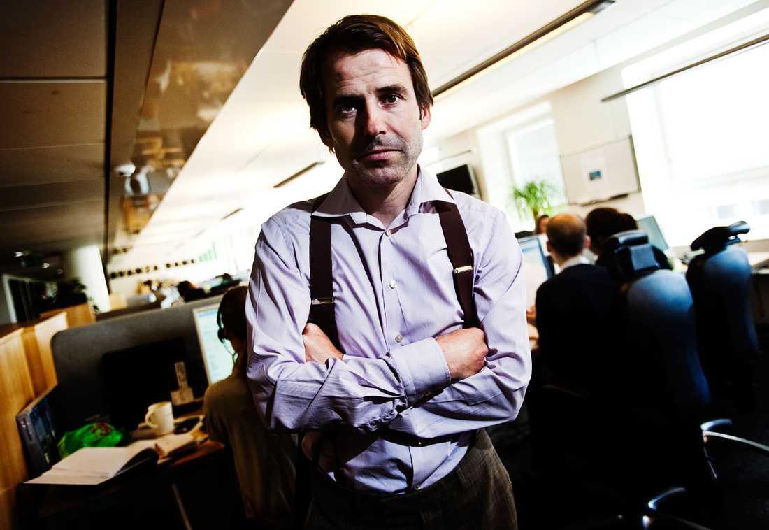 Claes Hemberg, sparekonom på Avanza Bank