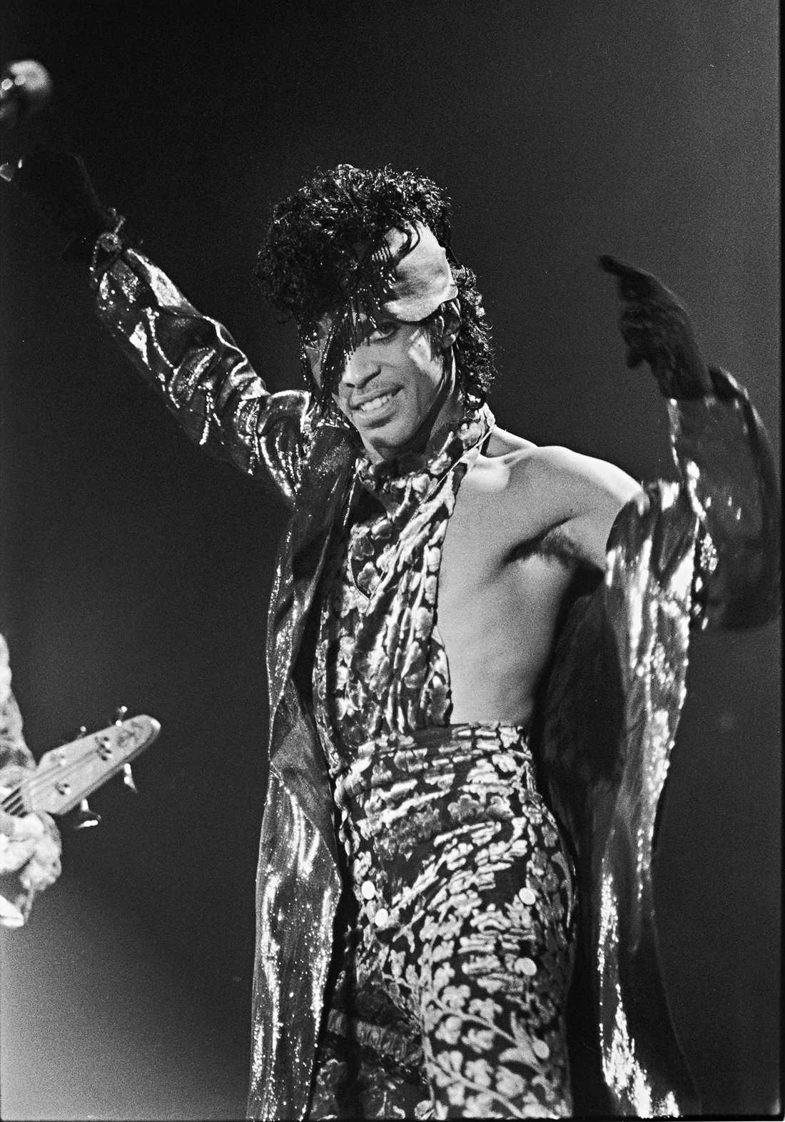 Prince i Minneapolis 1984