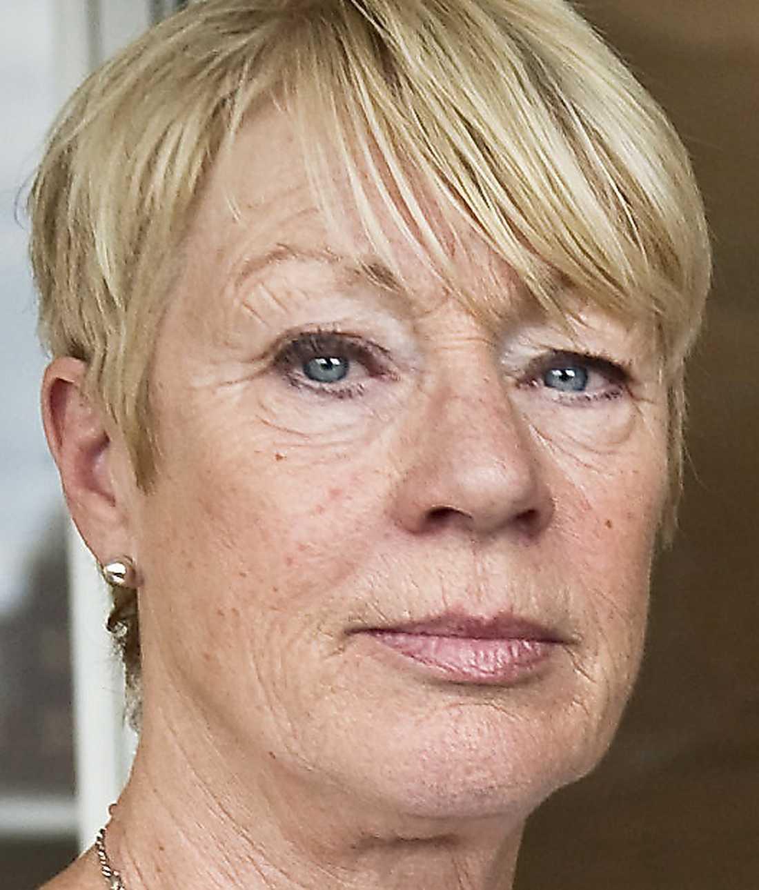Wiwi-Anne Johansson.