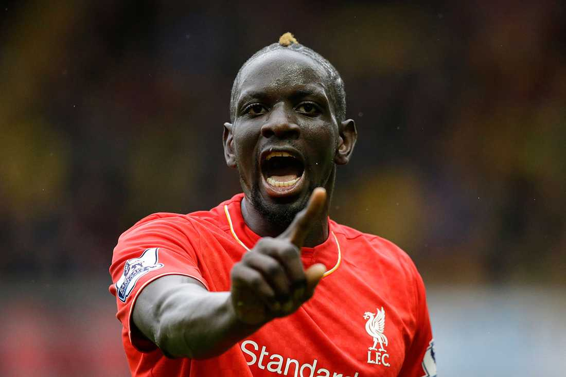 Mamadou Sakho, Liverpool.