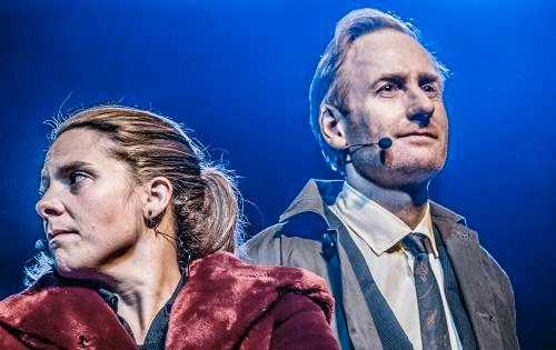 Vanna Rosenberg och Gustaf Hammarsten. Foto: Magnus Hjalmarson Nejdeman
