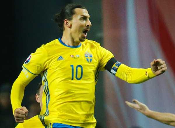 Sverige klart för EM efter Zlatans magi  98899b3c23f92