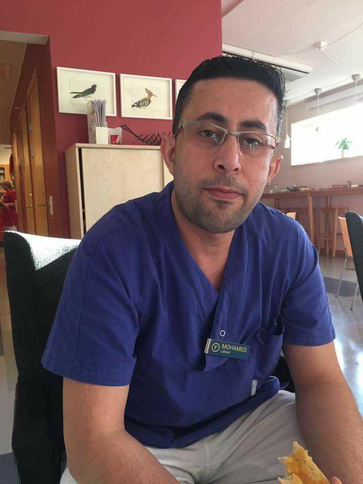 Mohamed Abou Eliwa har aldrig varit medborgare i ett land och Migrationsverket räknar honom som statslös.