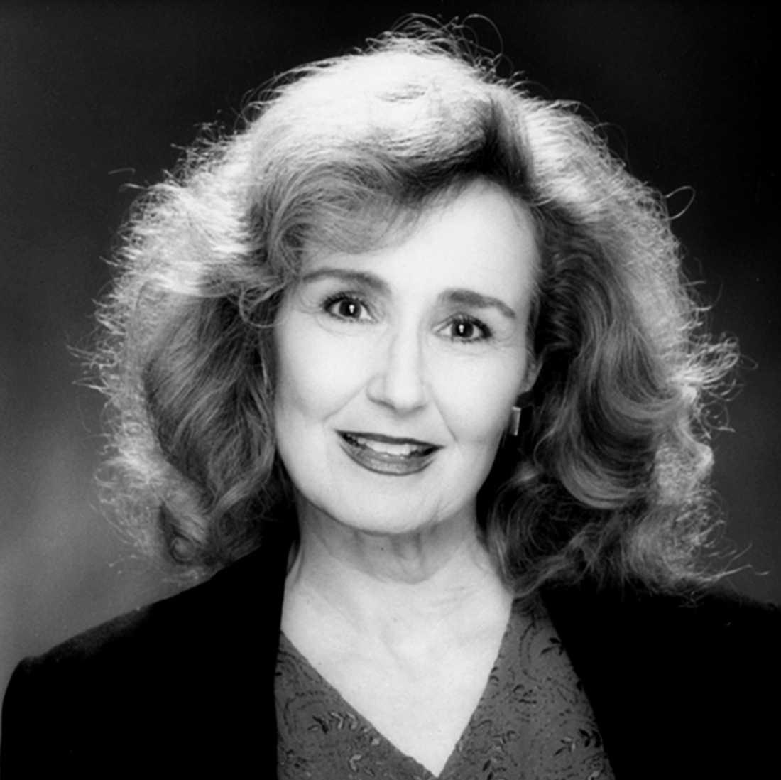 Claudette Nevins blev 82 år gammal.