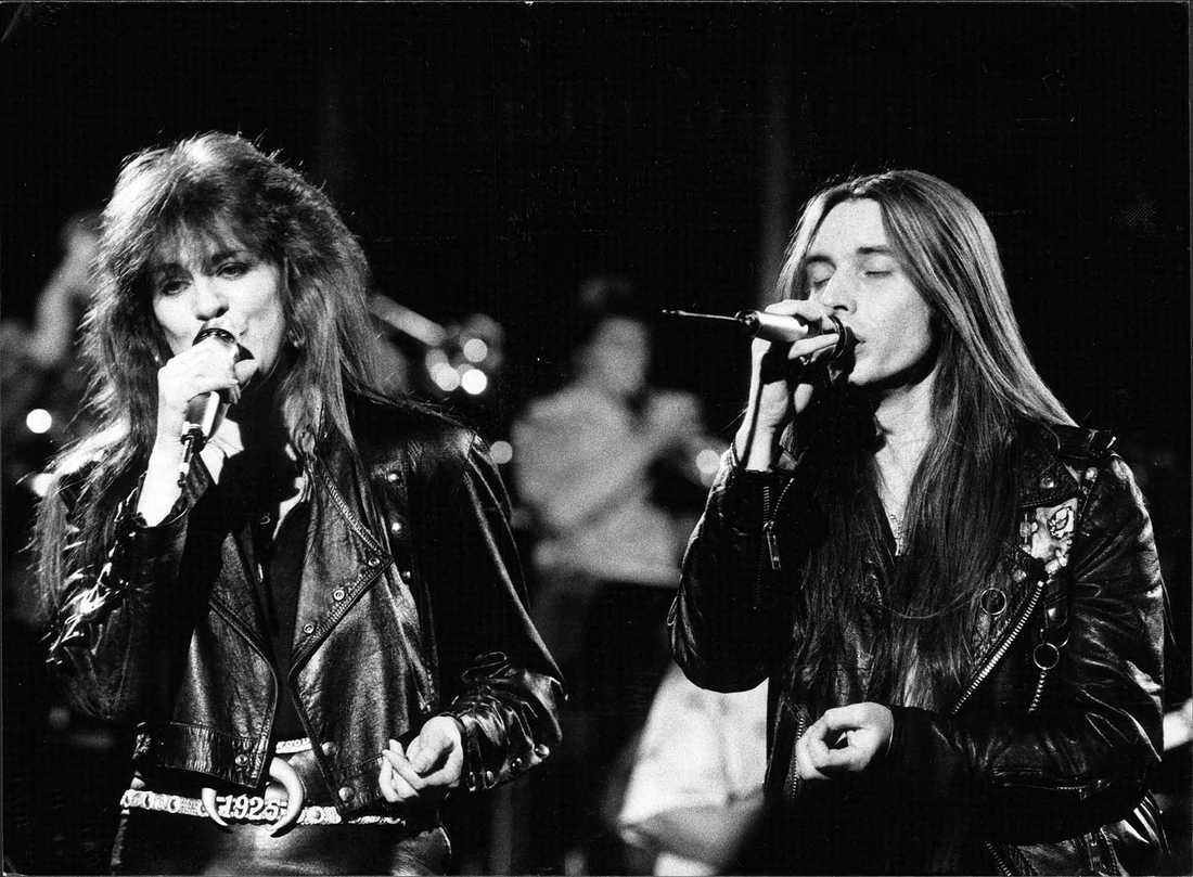 På 1980-talet hörde Py Bäckman, Dan Hylander och Raj Montana band till Sveriges mest framgångsrika artister.