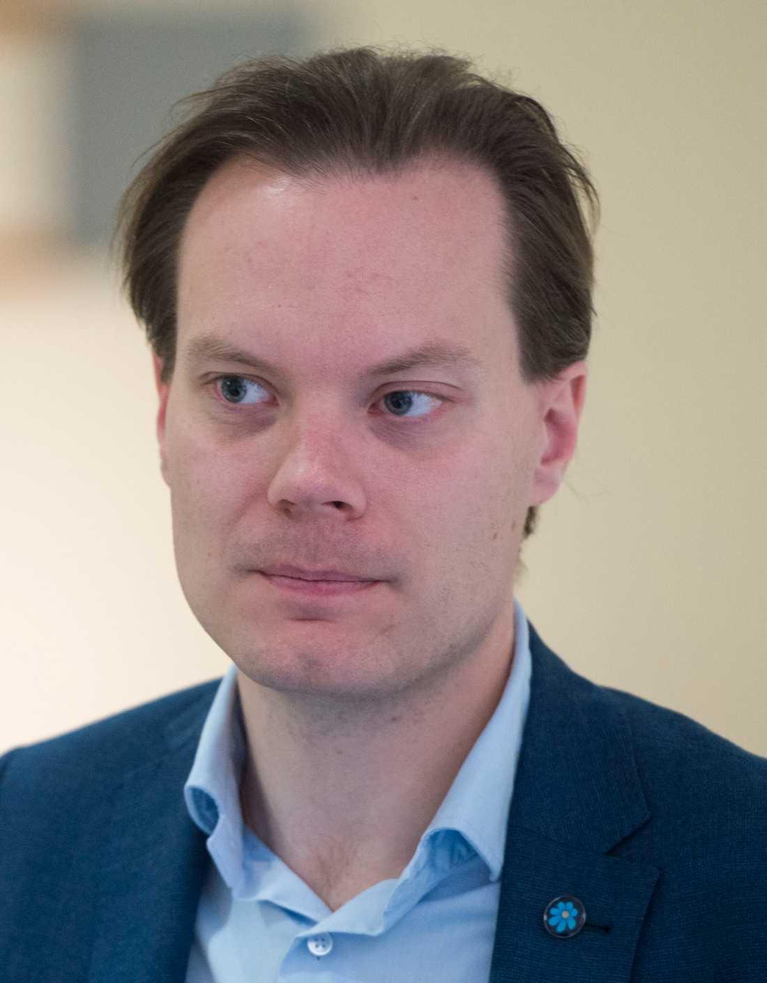 Martin Kinnunen, SD